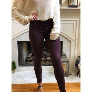 J Brand stretchy Skinny Jeans